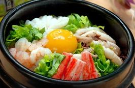 极品美味DIT石锅拌饭的做法