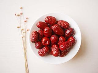 红枣的相克食物与食用禁忌