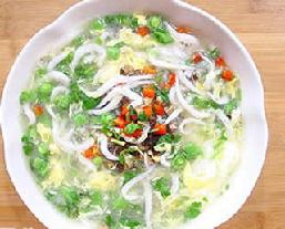 銀魚稀鹵豆花