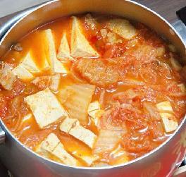 潘太的快乐厨房--韩式泡菜汤