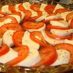 馬蘇里拉奶酪番茄沙拉