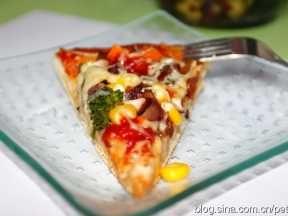 美味西餐--披萨