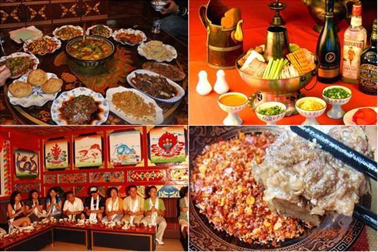 漫談安多藏族飲食1