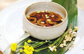 冬天適合女性的暖身茶
