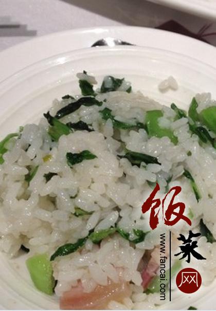 砂锅菜饭的做法|砂锅菜饭的制作图解