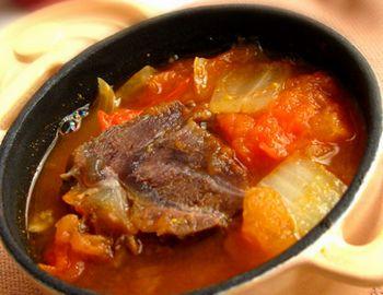 番茄絲瓜肉片湯