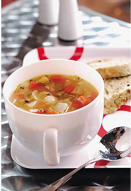 意大利杂菜汤