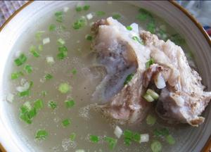 清燉排骨湯