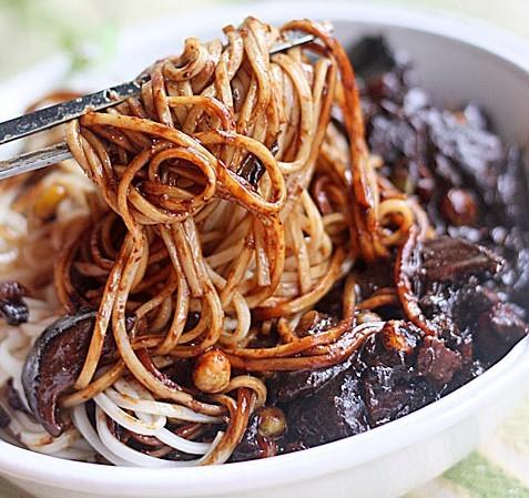 韓國炸醬面