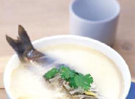 孕婦鯽魚湯
