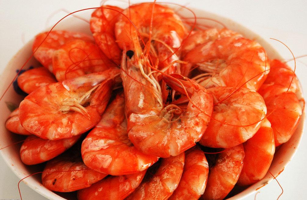水煮大虾的做法|水煮大虾的制作图解