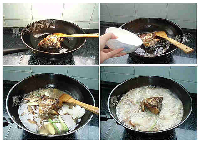 砂鍋魚頭湯