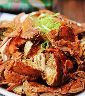 醬炒小螃蟹的做法_醬炒小螃蟹怎么做好吃