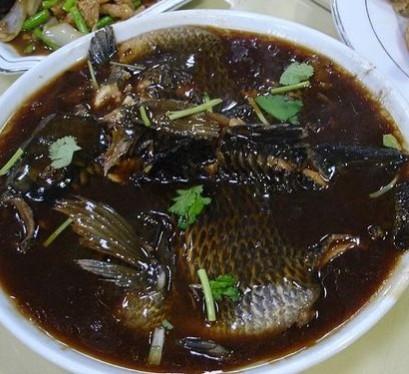 酱油醋罗非鱼