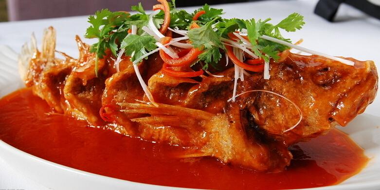 小炒--红烧鱼类